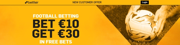 Betfair review welcome bonus